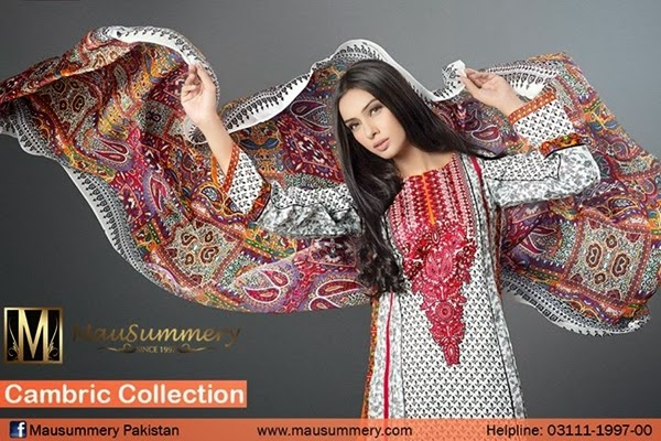 Mausummery Cambric Collection 2014
