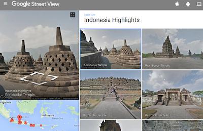 Google Street View Dan Perkembangannya di Indonesia