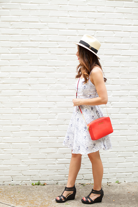 Summer Capsule Wardrobe, Here&Now Blog, Nashville Style Blog, Old Navy sundress