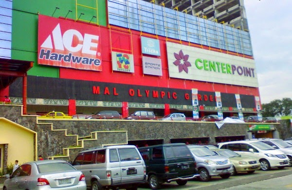 Mall Olympic Garden Malang