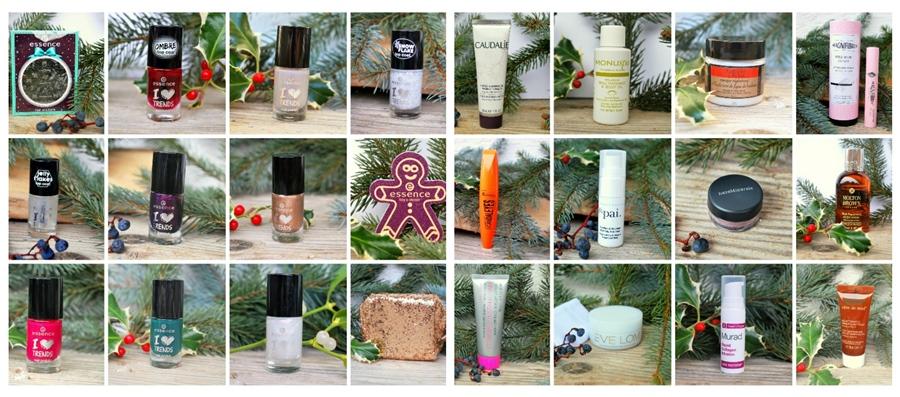 ... : Blogmas Day 24: Essence & LookFantastic Advent Calendars 13-24