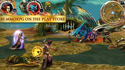 Order and Chaos Online apk Download
