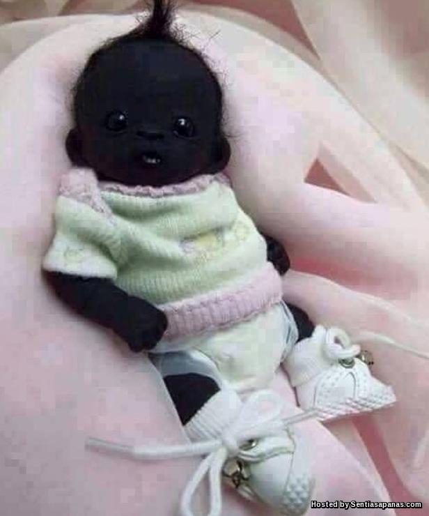 Bayi Comel Paling Hitam [2]