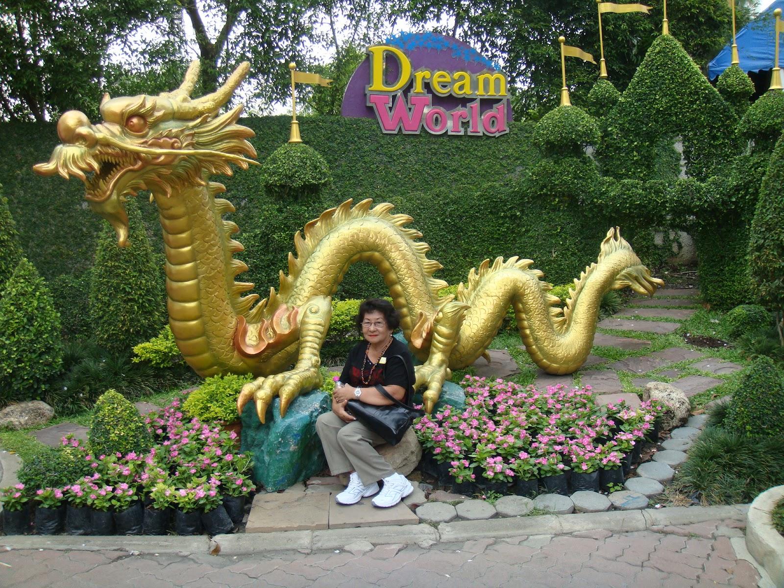 Journey ni Ikoy: Dream World - Bangkok Thailand