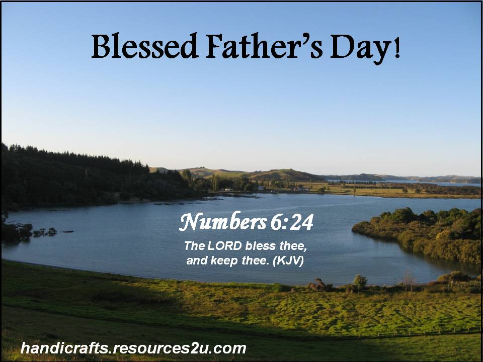 Believers encouragements christian encouragements fathers day card free christian fathers day card or poster with bible verse m4hsunfo
