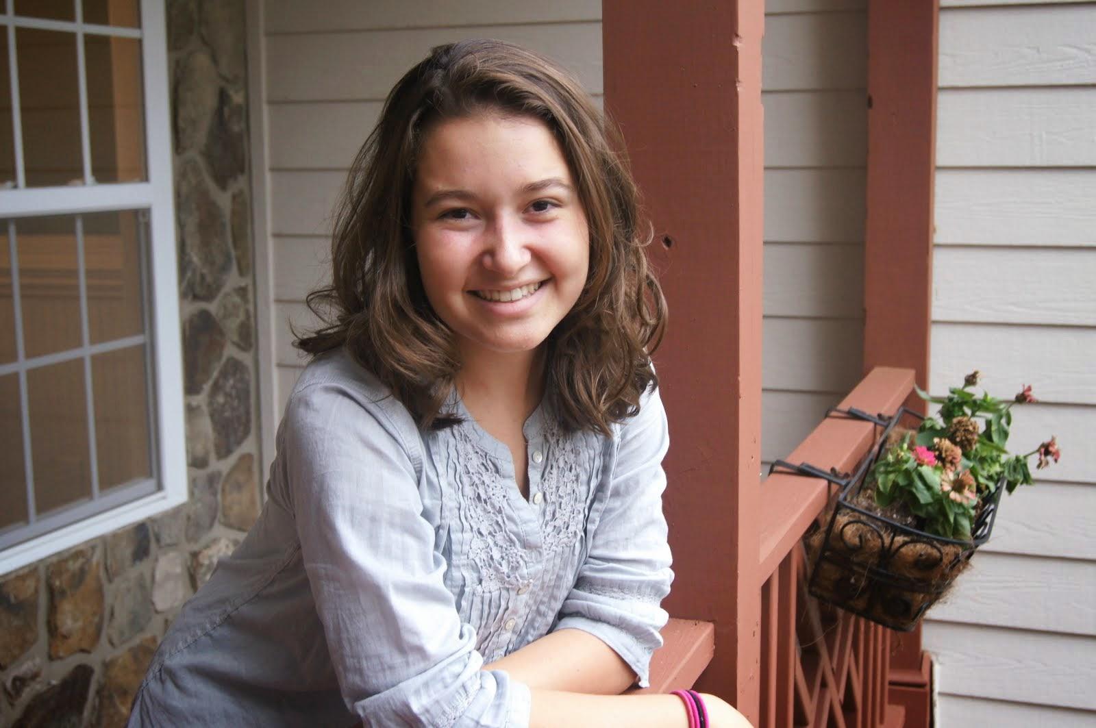 Mélika (age 18)