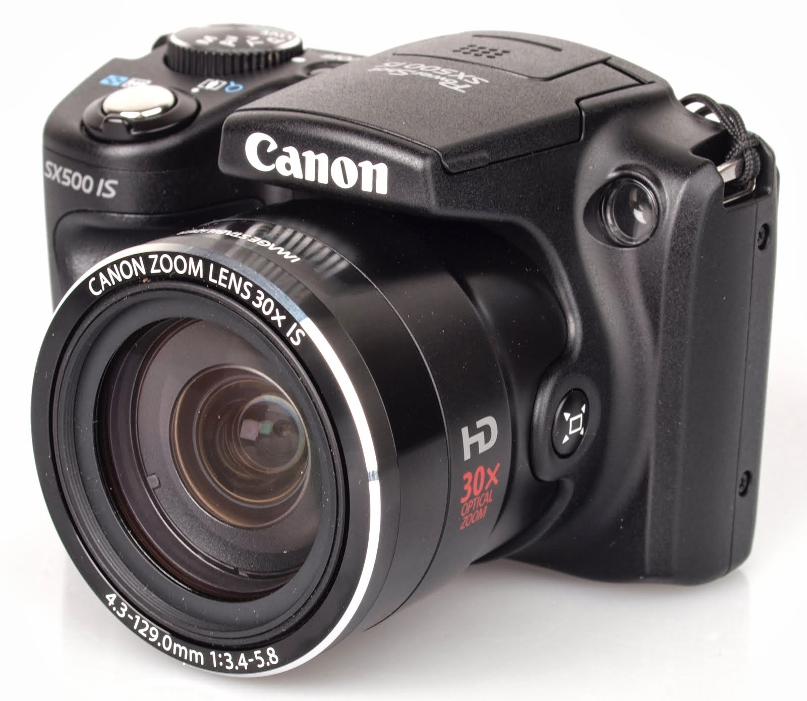 Canon PowerShot SX500 IS 16.0 MP