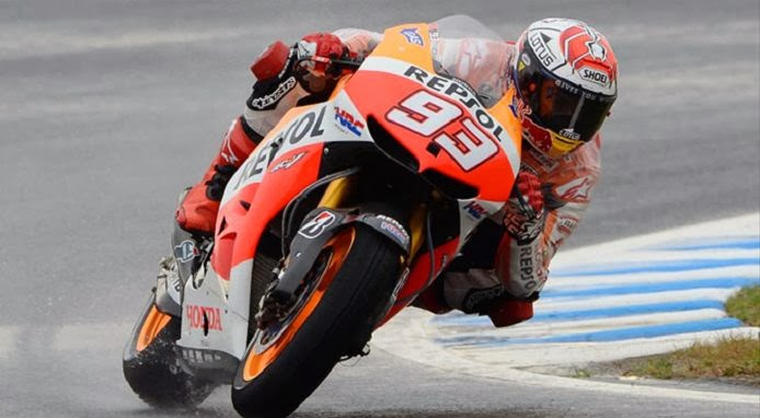 Marc Marquez Did Not Want ToFail In Valencia