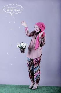 be a hijab model