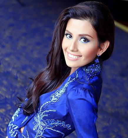 Shamcey Supsup to Host Miss Universe 2012 Web Events