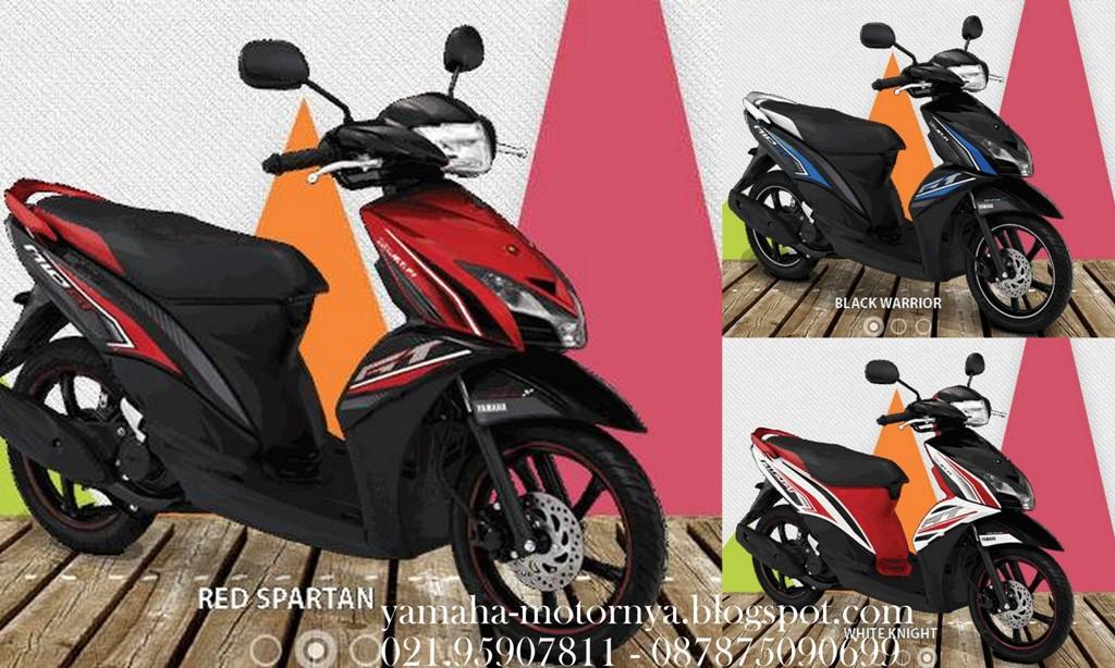 Modif Yamaha Mio Gt