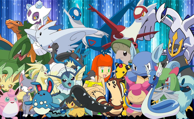 Pin Sinnoh Pokemon Pictures on Pinterest
