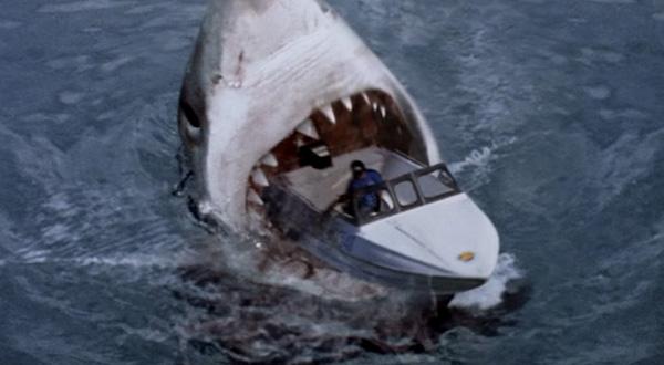 The End of Summer: SHITTY FLICKS: SHARK ATTACK 3: MEGALODON