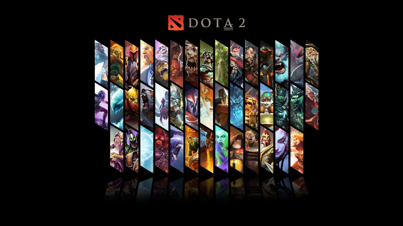Download Hình nền máy tính Game Dota 2 free