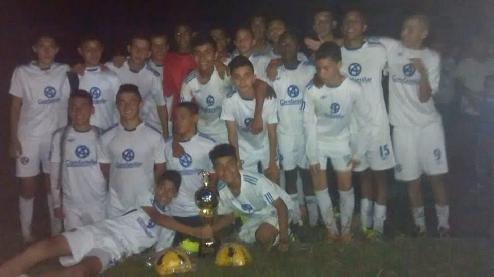 CAMPEONES - Liga Risaraldense de Fútbol