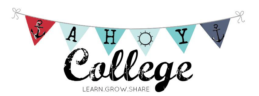 Ahoy College