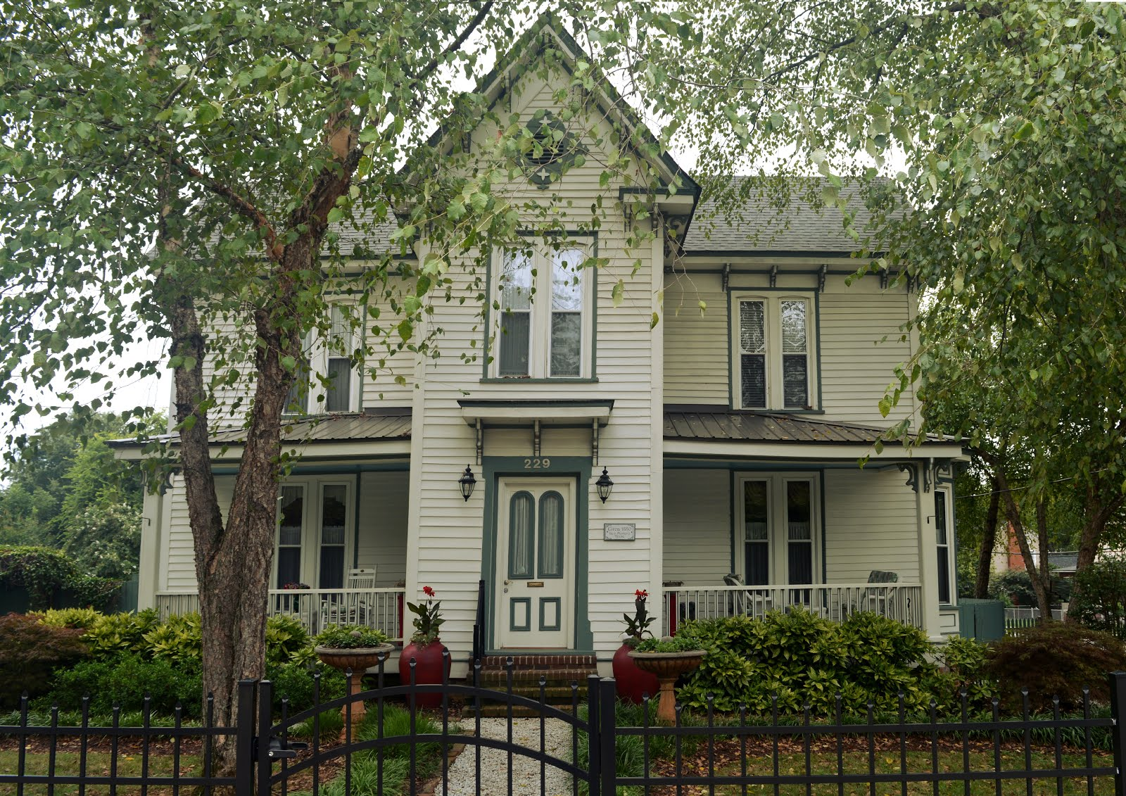 229 S. Long Street, Salisbury NC 28144 ~ Circa 1880 ~ $218,000