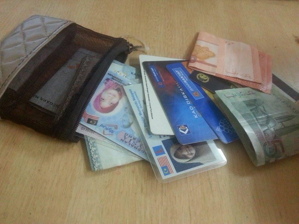 Cabaran7Hari l Ada Apa Dalam Wallet Anda? #kauhado