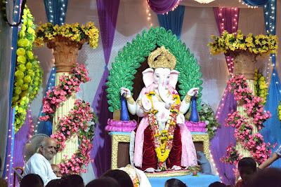 Ganesh Chaturthi Pictures  Chauta Bazar Surat
