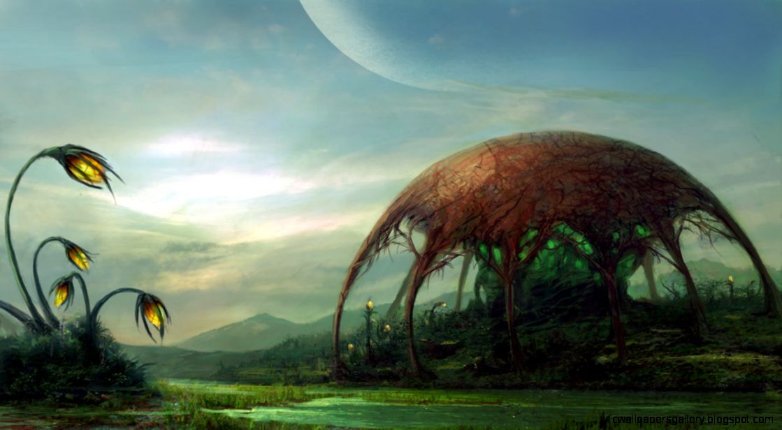 1000 images about Alien Worlds on Pinterest  World Pictures