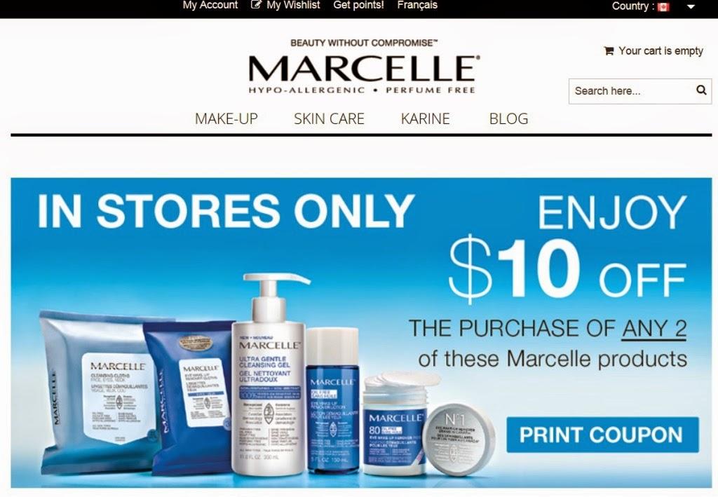 Marcelle.com