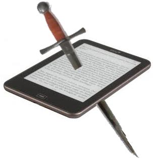 Apple, Microsoft, Google -- how about a Kindle Killer?