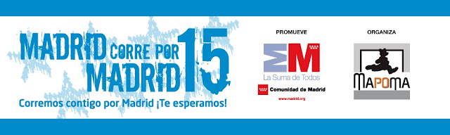 Madrid Corre por Madrid 2015, MAPOMA