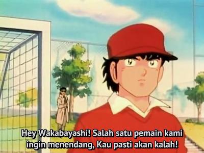 Captain Tsubasa J Sub Indo