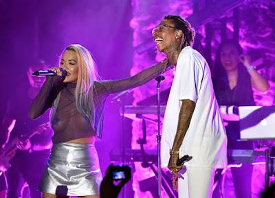 """Rita Ora y Wiz Khalifa estrenan nueva canción """"Religion"""""""
