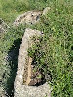 Restes escampades pels voltants de Sant Llorenç del Munt