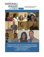National League of Cities 2012-2013