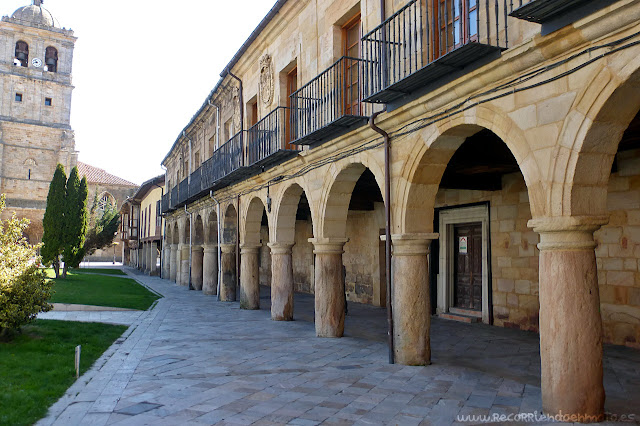 Palacio de los Marqueses de Aguilar, Aguilar de Campoo