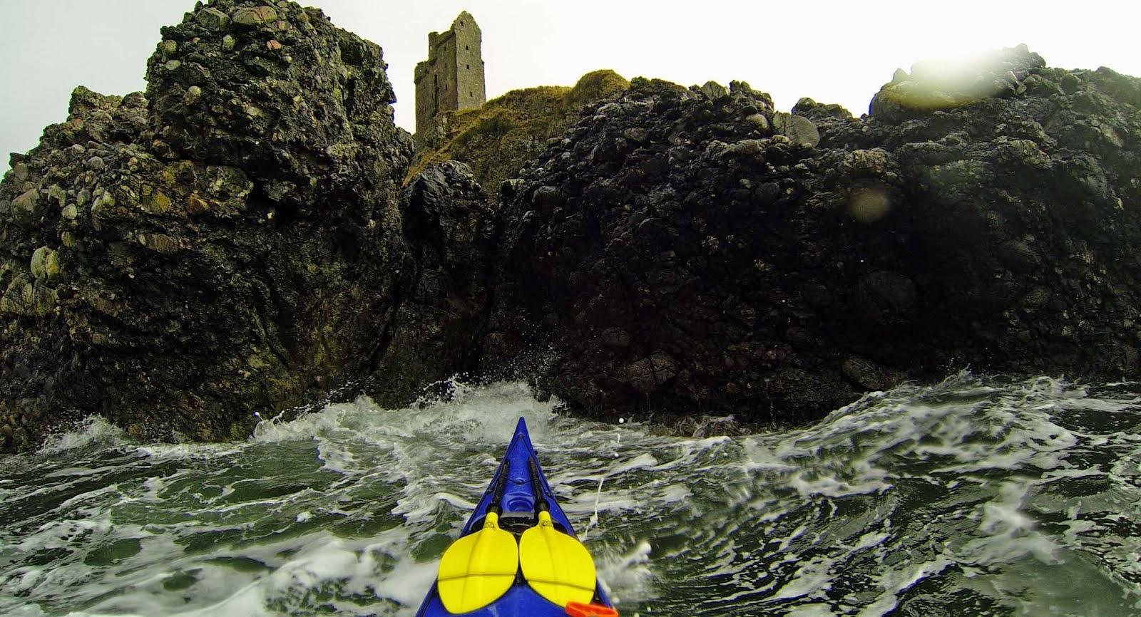 Gylen Castle on Kerrera