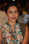 Niharika at Kanche music launch-thumbnail-9