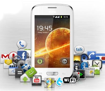 Mito A200, Android Dual GSM Layar Sentuh