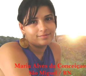 MARIA ALVES DA CONCEIÇÃO