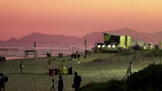 Kelly Slater  Freesurf no Postinho  Rio de Janeiro