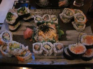 tasty, tasty sushi