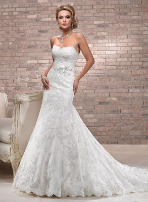 Choosing A Summer-style Wedding Dress