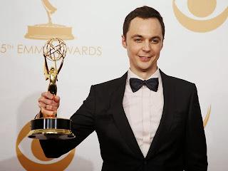 """Jim Parsons, mejor actor de comedia por """"The Big Bang Theory"""" Emmy 2013"""