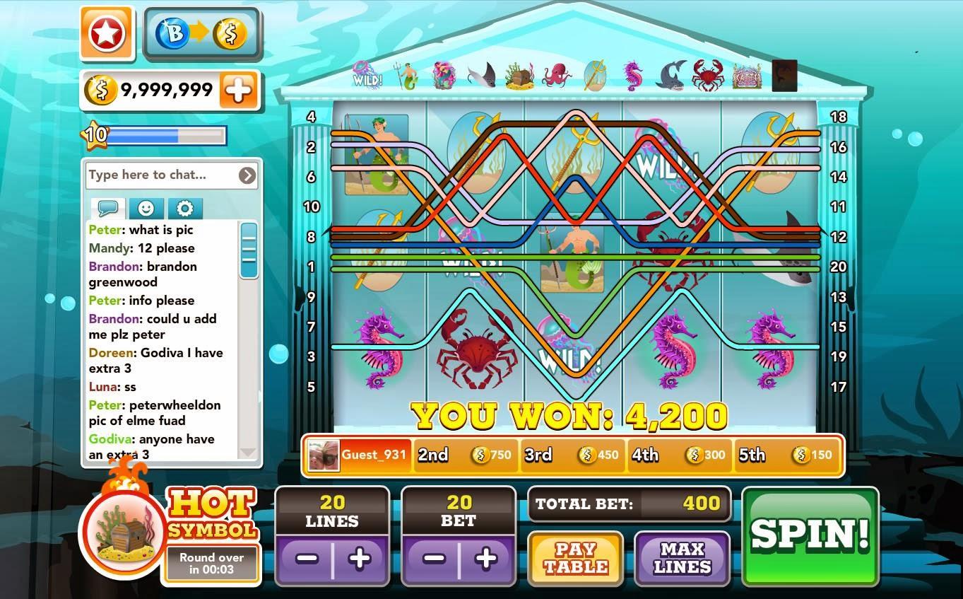 Bingo Blitz Facebook App