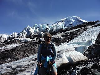 Hiking Mount Baker