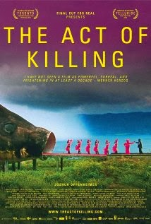 The Act of Killing (2012) - Movie Review
