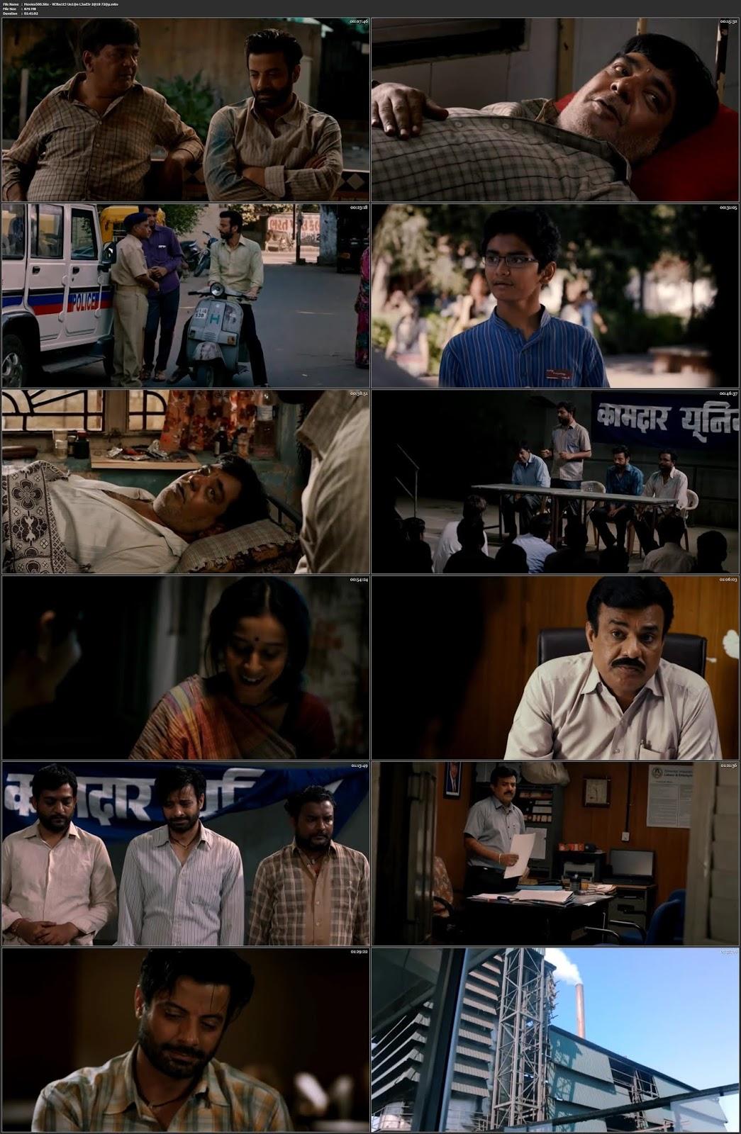 Union Leader 2017 Hindi Movie WEB DL 720p ESubs