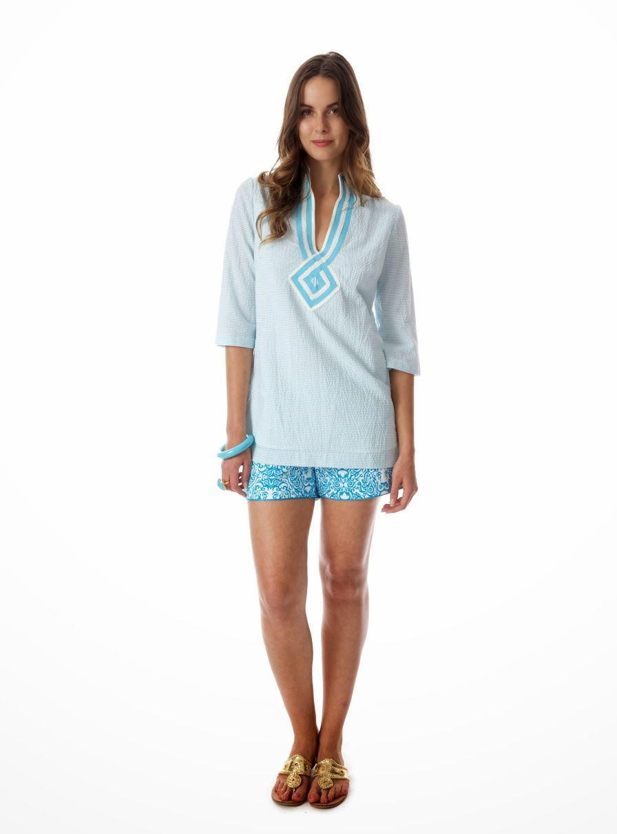 Elizabeth McKay September Tunic Preppy