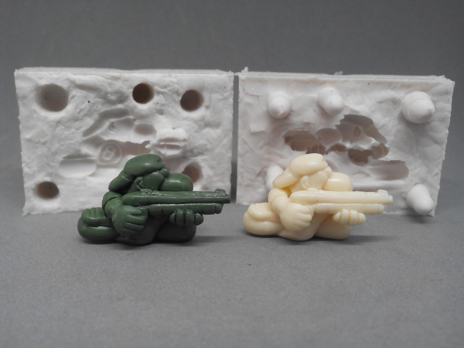 Ex minis de entre las minis de moldes de silicona y - Silicona de poliuretano ...