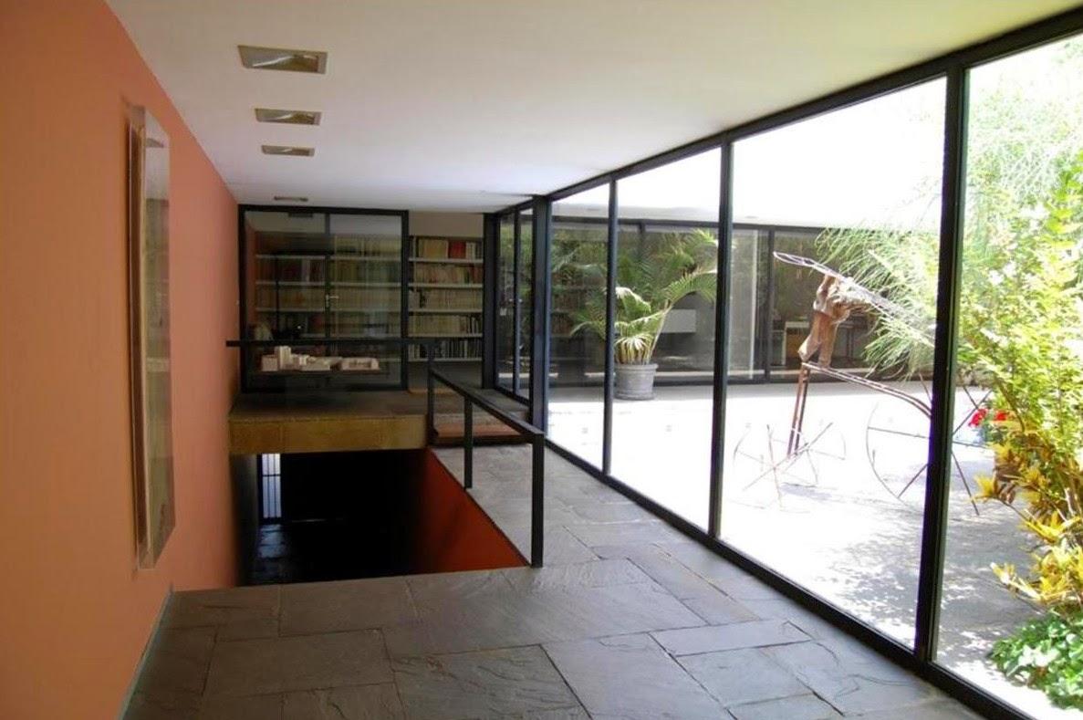 La forma moderna en latinoam rica casas modernas en el per for Distribucion de casas modernas