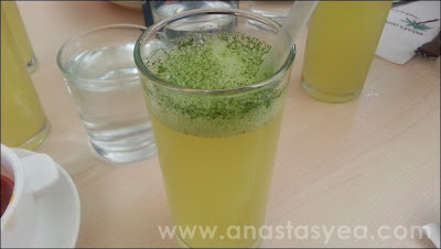 recepi Lime juice