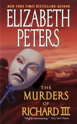cover of The Murders of Richard III by Elizabeth Peters