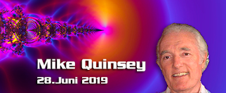 Mike Quinsey – 28. Juni 2019
